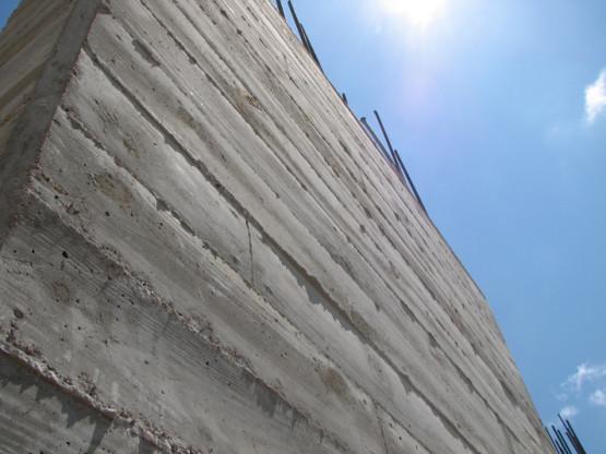 Architectural Concrete Finish