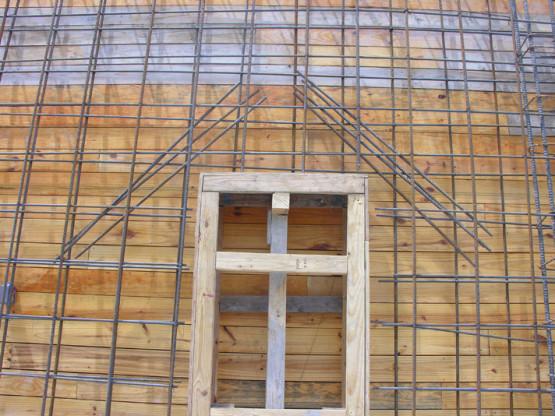 Architectural Concrete LEED certification