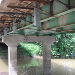 Concrete Strength Analysis of a Rural Bridge Deck