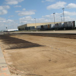 Industrial Parking Lot Concrete Pavement Design