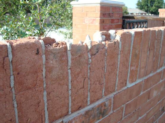 Litigation Support for Masonry Brick Screenwalls