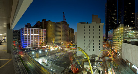 Mass Concrete Foundation Monitoring Plan