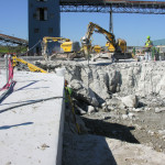 Mass Concrete Foundation materials durability