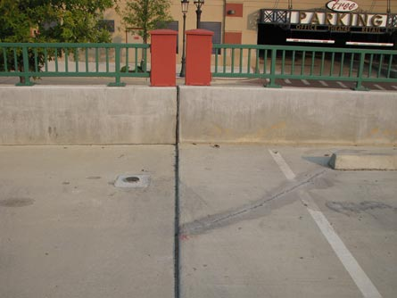 Repair And Rehabilitation Of A Post Tensioned Parking