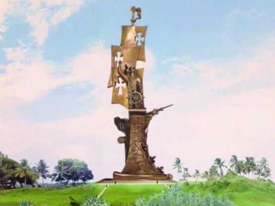 Christopher Columbus Statue Puerto Rico