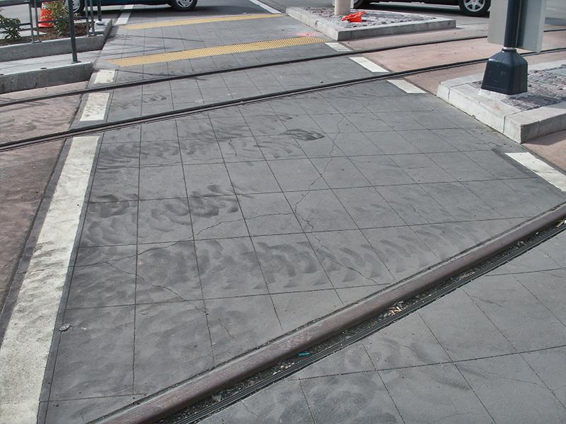 Light-Rail Track distress ... & Forensic Investigation of Light-Rail Track   Carrasquillo Associates azcodes.com