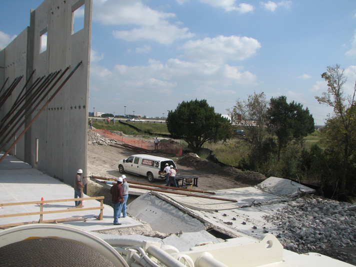 Tilt Up Construction Collapse Failure Analysis