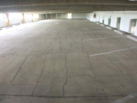 Concrete Slab Construction Distress Carrasquillo Associates