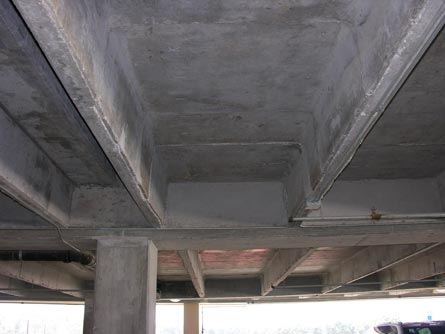 Assessment Of A Cast In Place Post Tensioned Concrete