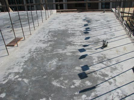 Concrete Finish Discoloration Carrasquillo Associates