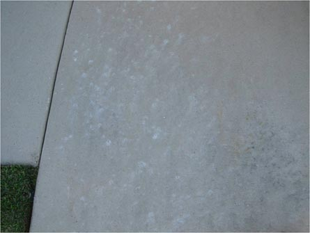 Alkali-Silica Reaction (ASR) in Slab-on-Grade Driveways