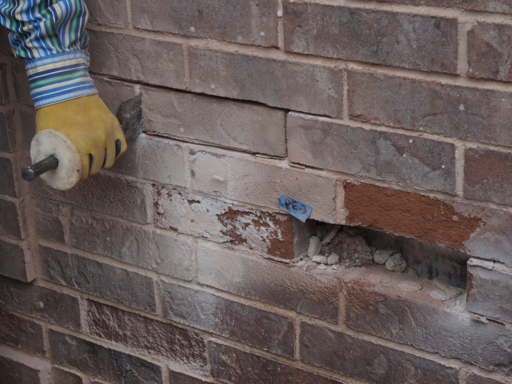 Forensic Investigation Of Exterior Brick Masonry