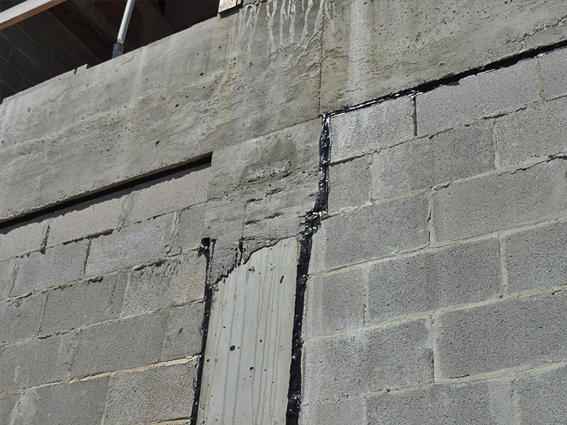 Assessment, and Repair of Cast-in-Place Concrete Framing